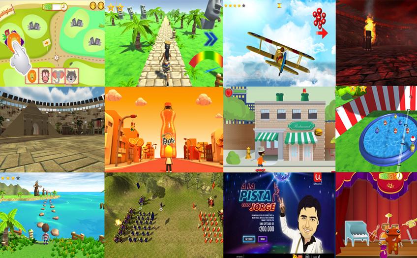 Desarrollo de Videojuegos Educativos Chile